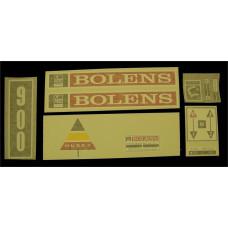 Bolens 900 Vinyl Cut Decal Set (GBO318S )