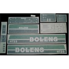 Bolens HT23 Vinyl Cut Decal Set (GBO327S )