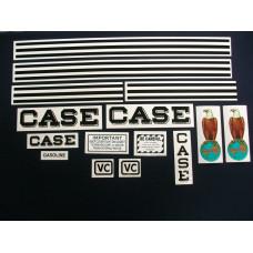 Case VC Mylar Cut Decal Set