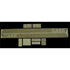 Case 150 Vinyl Cut Decal Set (GC304S )