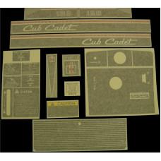 Huge selection of Farmall-International Cub-Cadet-128 Parts