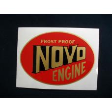 Novo Engine Novo Mylar Cut Decals (N100)
