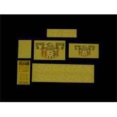 Speedex 1632 Vinyl Cut Decal Set (GSP309S )
