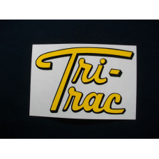 Tri-Trac Tractor Mylar Cut Decal (TR100)