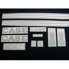Case S Vinyl Cut Decal Set