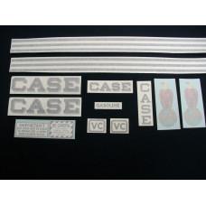 Case VC Vinyl Cut Decal Set