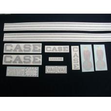 Case VAI Mylar Cut Decal Set