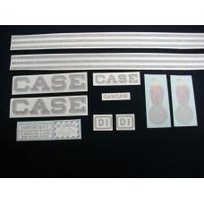 Case DI Vinyl Cut Decal Set