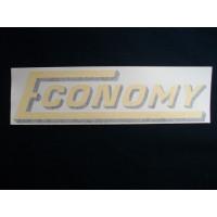 Economy Tractor 8 inch Vinyl Cut Decal (VE1037)