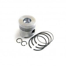Fiat Engines (Diesel) 0.60 MM Piston Kit (Includes Rings) (8035.02 (2592 CC), 8045.02 (3455 CC), 8065.02 (5184 CC))