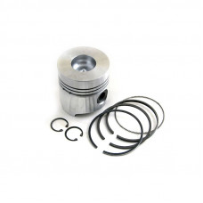 Fiat Engines (Diesel) Standard Piston Kit (Includes Rings) (8035.02 (2592 CC), 8045.02 (3455 CC), 8065.02 (5184 CC))