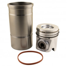Cylinder Kit fits Navistar Engines (MaxxForce DT | I-326) - Diesel (piston 7096309C1, ring set 7092838C91, liner 1875703C2, seal 1842115C1, nozzle 1889117C93)