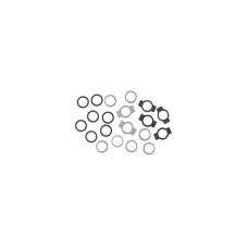 Allis | Buda Engines (Gas, LP) Manifold Gasket Set (W201, W226, G226)