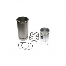 Case Engines (Diesel) Sleeve & Piston Assembly (301D, 451D, 451D Turbo)
