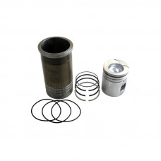 International Engines (Diesel) Sleeve & Piston Assembly, Thru #618495 (Replace in Sets of 6) (466)