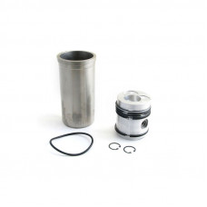 Sleeve & Piston Asb (Replace Center Bowl Pistons In Sets) Ford 592E (1, 52-4, 57) Diesel Engines