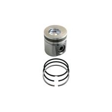 Cummins Engines (Diesel) 1.00 MM Piston Kit (Includes Pin & Rings) (4BTA3.9L | 4TA-390 CDC , 6BTA5.9L, 4TA-590 CDC)