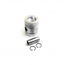 "Perkins Engines (Diesel) Piston Assembly (5 Ring / 2.769"" Compression Distance / Topped) (1) (A4.236, 4.236)"