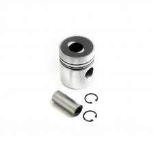 Perkins Engines (Diesel) Piston Assembly (Re-entrant Bowl / Anodized / Grade L) (1) (4.248.2)