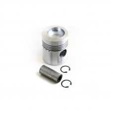 Perkins Engines (Diesel) Piston Assembly (Topped) (2) (AD3.152, 3.152.4, D4.203)