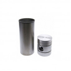 Perkins Engines (Diesel) Sleeve & Piston Assembly (Topped Piston / Finished Liner) (3A.152, 3.152, 4A.203, 4.203)