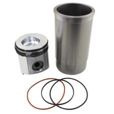 John Deere Engines (Diesel) Sleeve & Piston Assembly (Marked RE48469) (4276T, 4045T, 6414T, 6068T)