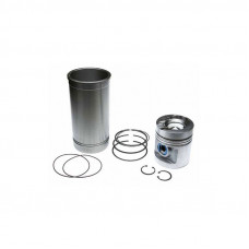 Cummins Engines (Gas) - Sleeve & Piston Assembly (C8.3, 6TAA-830, 6CT, 6CTA, 6CTAA 8.3L, 6T, 6TA , 6TAA-830 Emission)