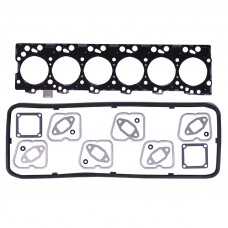Inframe Gasket Set fits CNH NEF Iveco Fiat Engines (N67) - Diesel (includes 1.15mm thick head gasket, pan gasket 4897861 (rubber))