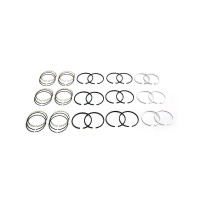 """Piston Ring Set, 3.125"""" Standard Bore (3-1/8 1-1/4) Continental D202, DS202, PD202, DS6202 Gas Engines"""