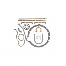 Case Engines (Diesel) Lower Gasket Set with Seals (Pan without Ears / Standard Trans) (267D, 301D)