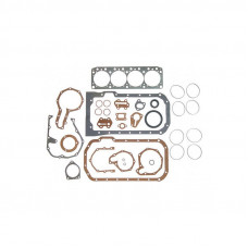 John Deere Engines (Gas, Diesel) Lower Gasket Set with Seals (Liner Packings Not Included) (115, 145, HA165G, HB165G, 165)