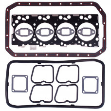 Inframe Gasket Set fits CNH NEF Iveco Fiat Engines (N45) - Diesel (includes 1.15mm thick head gasket, pan gasket 2852012 (paper) and 4897877 (rubber))