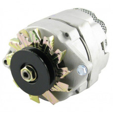 Bobcat 843 Skid Steer Loader Alternator - with Delco Alternator, Non-Sealed Unit