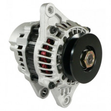 Cub Cadet 7300 Compact Tractor Alternator - with Mitsubishi 30HP 3-91 Diesel, Effective S | N 21496