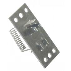 Case | Case IH 590 Turbo Backhoe Blower Resistor