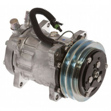 Valtra 800 Tractor Sanden Compressor with Clutch - New