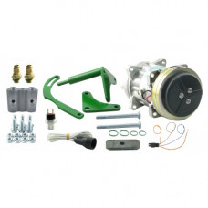 John Deere 6622 Combine Conversion Kit Delco A6 to Sanden Compressor with Single Switch - New