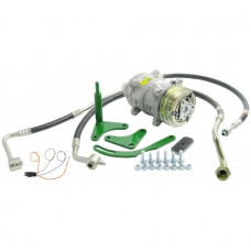 John Deere 4430 Tractor Conversion Kit Delco A6 to Sanden Compressor - New