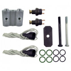 John Deere 985HY-4 Combine Dual Pressure Switch Kit with 2 inch Spacer | 888301428