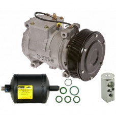 John Deere 6110D Tractor Compressor/Drier/Valve Kit - New