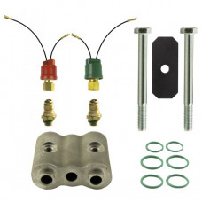 John Deere 985HY-4 Combine Dual Pressure Switch Kit with 2 inch Spacer