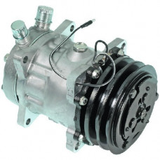 Ford | New Holland TC40DA Tractor Sanden Compressor with Clutch - New