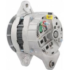 Massey Ferguson 9690 Combine Alternator - with Cummins Engine, Effective S | N HM87101