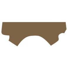 John Deere 3650 Cowl Cover - Brown