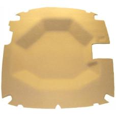 John Deere 9300 Headliner - Formed - Cloth - Tan