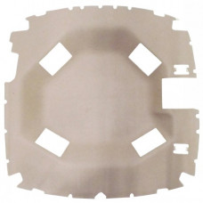 John Deere 9200 Headliner - Formed - Cloth - Tan