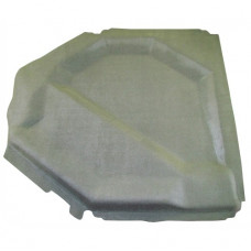 Allis Chalmers | AGCO Allis 9630 Main Headliner - Gray Fabric