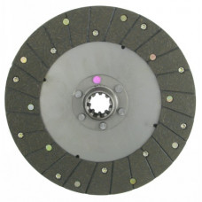 "Gleaner 11"" Disc - Woven, with 1-3/8"" 10 Spline Hub - D1133356 New"