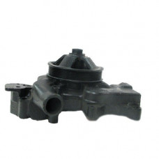 Ford | New Holland 6640 Tractor Water Pump with Serpentine Pulley - New