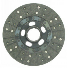 Ford | New Holland 2300 Tractor 8-1/2 inch PTO Disc - Woven with 1-7/8 inch 29 Spline Hub - New